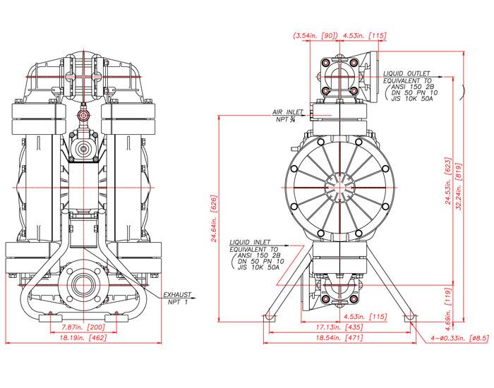 NDP-50 Series | Yamada Pump