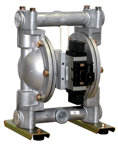 Solenoid controlled yamada pump direct mount ndp 15 ccuart Gallery