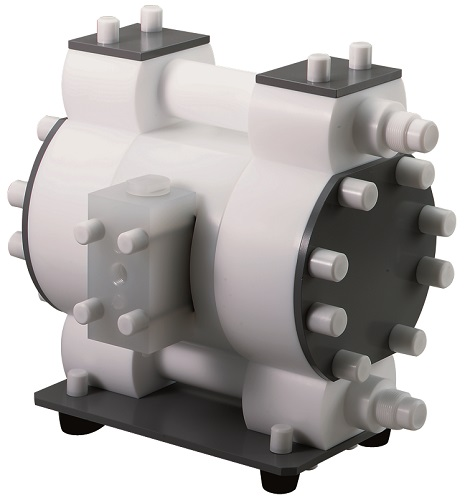 PTFE Double Diaphragm Pumps