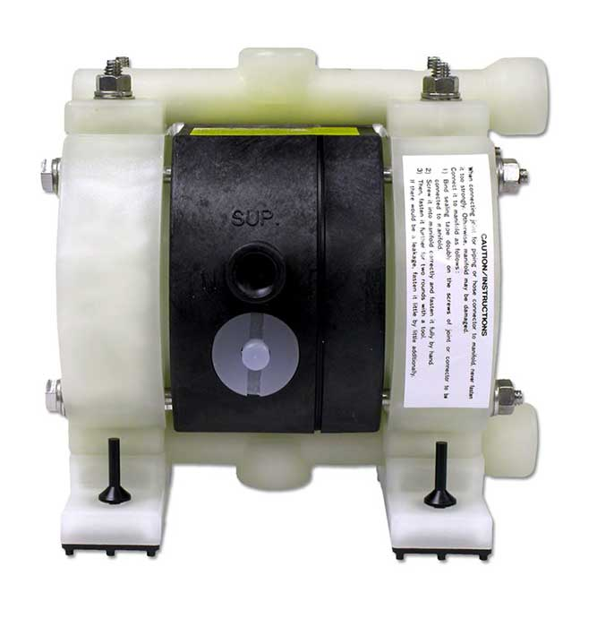 Diaphragm pump yamada pump yamada diaphragm pump ndp series ccuart Choice Image