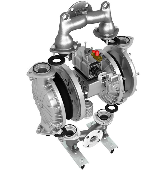 What is a diaphragm pump yamada pump what is a diaphragm pump ccuart Gallery